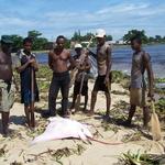 Retour de pêche -- Voyage de février 2007