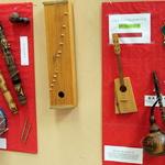 Musique -- Les instruments de Madagascar