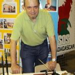 Vincent -- Président 2011 et pour partie malgache de cœur