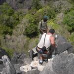 Tsingy -- Escalade?