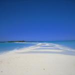 Sable et ciel bleu -- Philippe P.