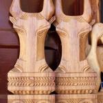 SOS Madagascar 2014 11 4041 -- <p> Spécialité d'Ambositra : La sculpture sur bois</p>