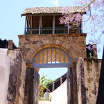 SOS  Madagascar 2014 11 5337 -- Porche d'entrée du Rova d'Ambohimanga