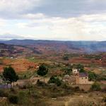 SOS Madagascar 2014 11 4166 -- L'agriculture sur brûlis est un système par lequel les champs sont défrichés par des incendies volontaires.
